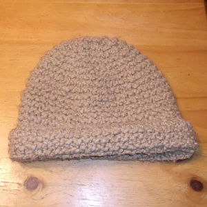 Banana Republic 100% Wool Handknit Beanie